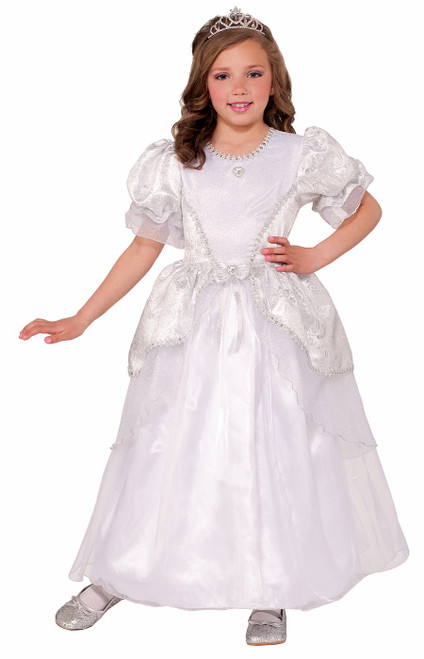 Costume  de princesse perle pour fille