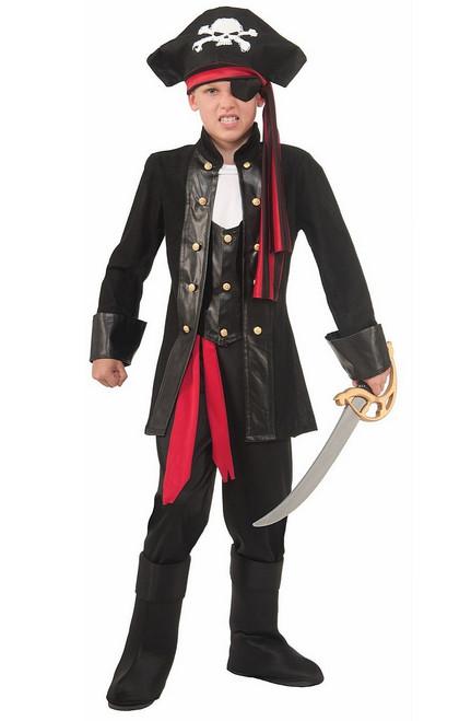 Costume du Pirate des Sept Mers pour Enfant