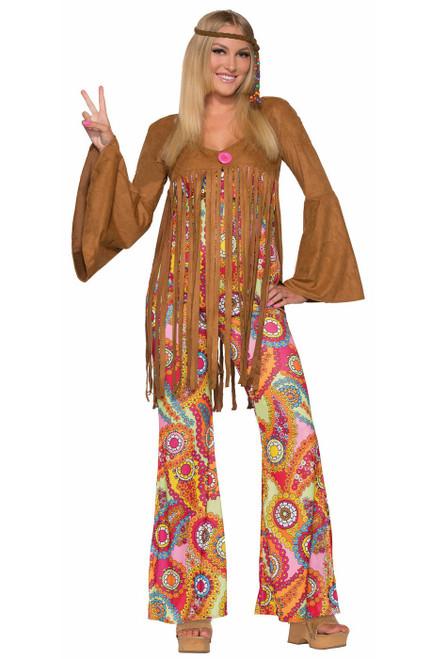 Costume de la Femme Hippie Chérie