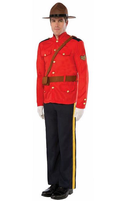 Costume du Garde Canadien pour Adulte