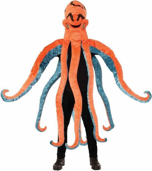 Costume Mascotte de Pieuvre pour Adulte