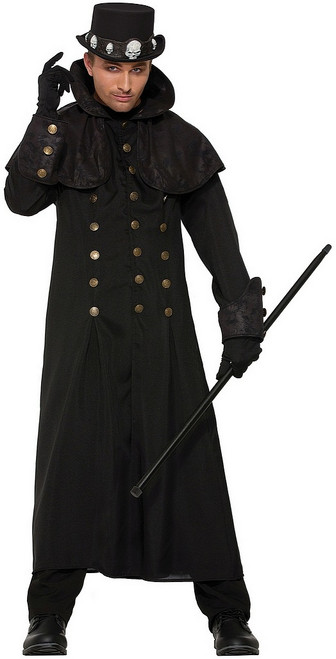 Manteau de Sorcier pour Adulte
