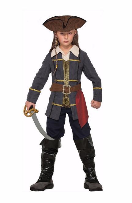 Costume du Pirate Sans Coeur pour Enfant