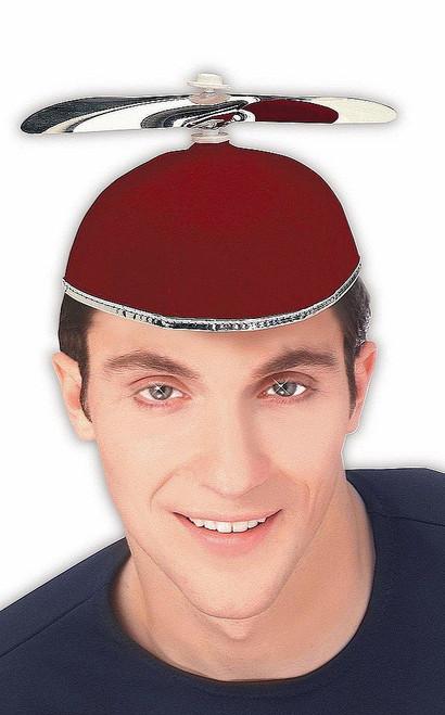 Propel Bonnet Red Hat