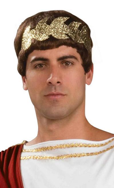 Bandeau Doré de Couronne Romaine