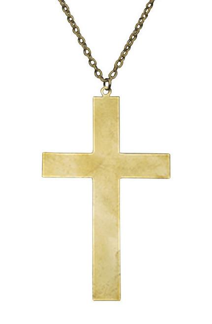 Croix d'Or Métal