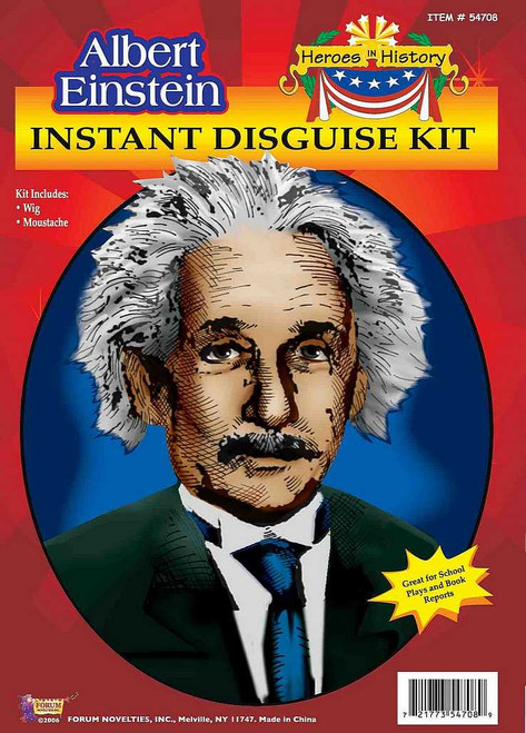 Kit d'Albert Einstein