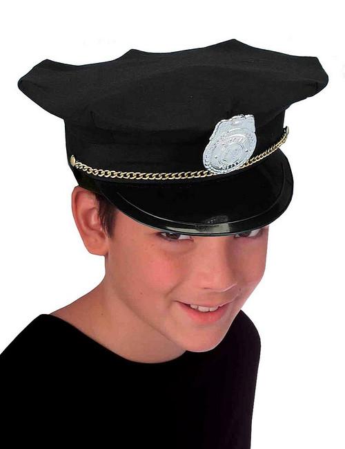 Chapeau pour Enfants de Policier