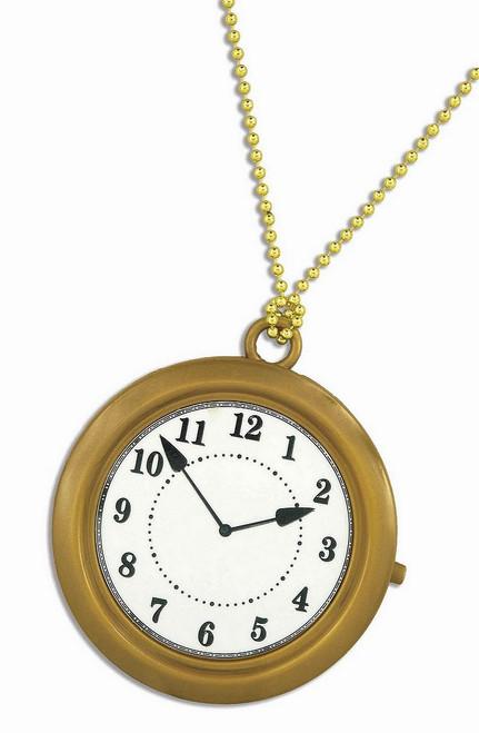 Collier Lapin blanc Horloge