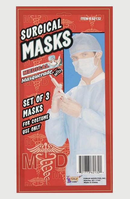 Masques de docteur