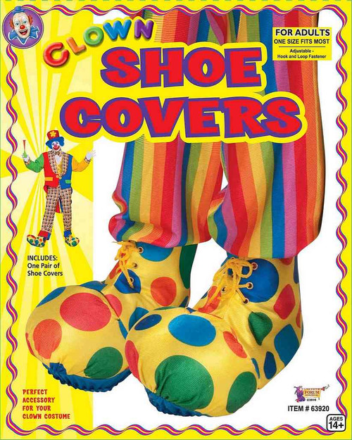 Clown Couvre-chaussures