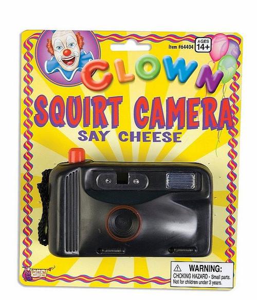 Clown Squirt Caméra