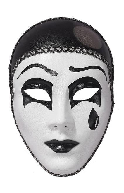 Noir et blanc Pierrot