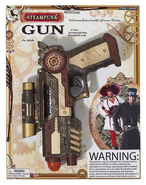 Gun Espace steampunk