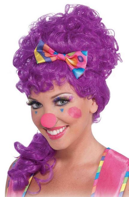 Cirque Clown Chérie Cils