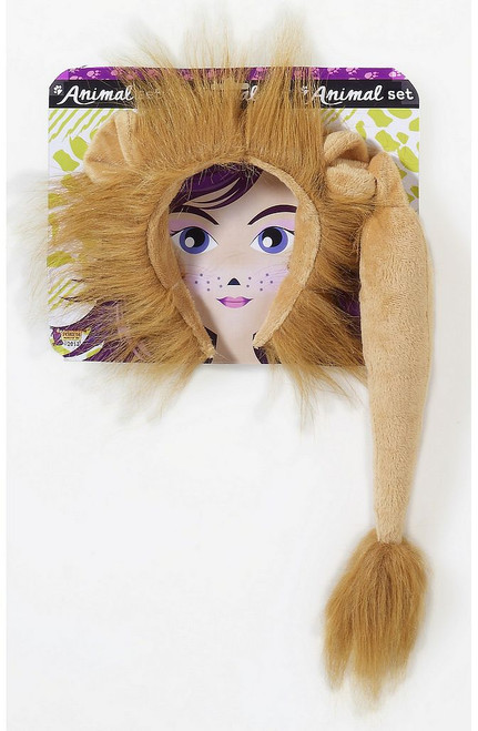 Kit Costume Lion pour enfants