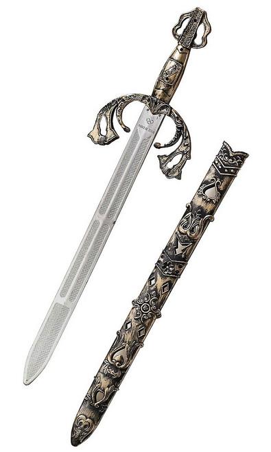Bataille de luxe épée et gaine