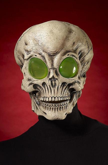 Masque Ani-Motion de Visiteur Extra-Terrestre