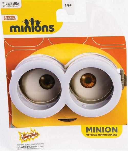 Lunettes de Costume de Minion