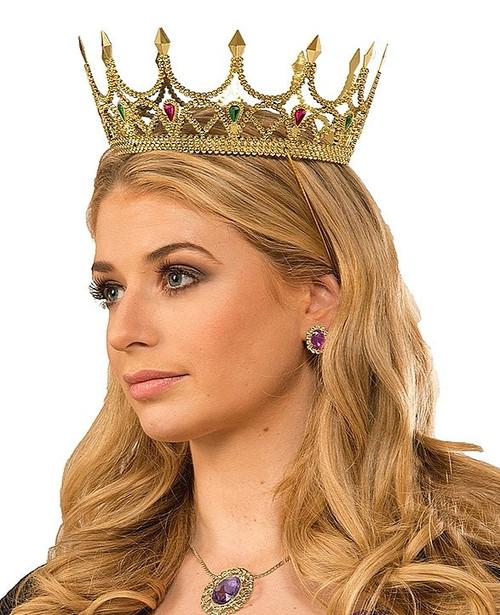 Or la Reine Couronne