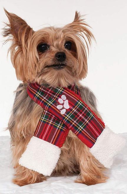 Costume Écharpe de Noël Pour Animal