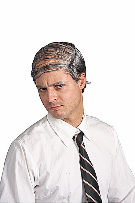Peigne Plus gris perruque de Baldman