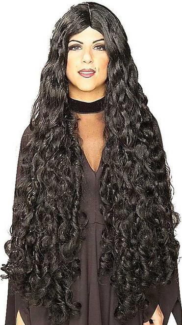 Mesmerelda perruque noire