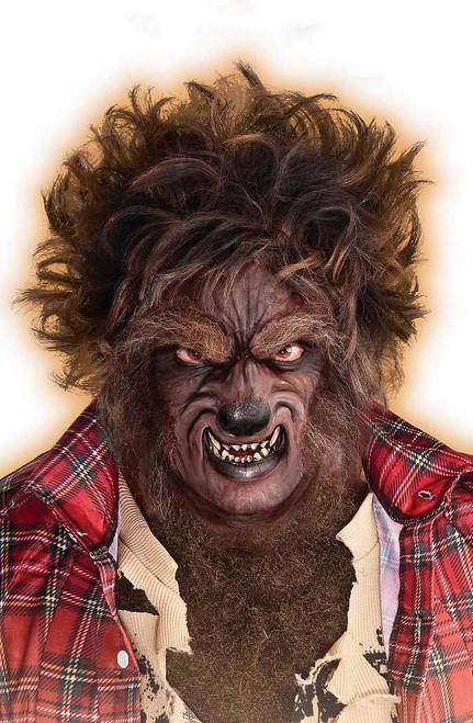 loup-garou perruque