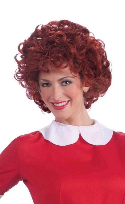 Annie Adult Wig