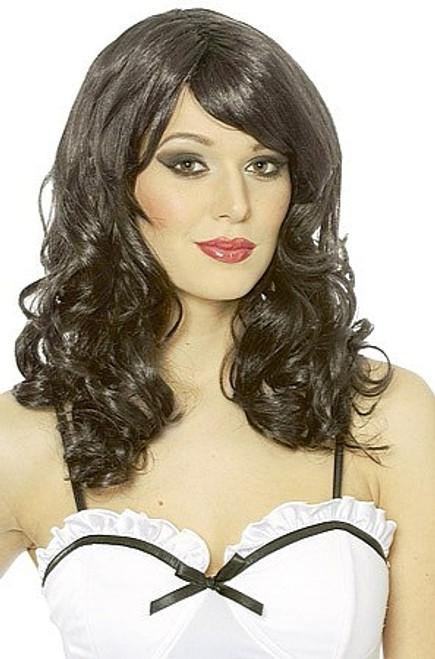 Lolita perruque noire