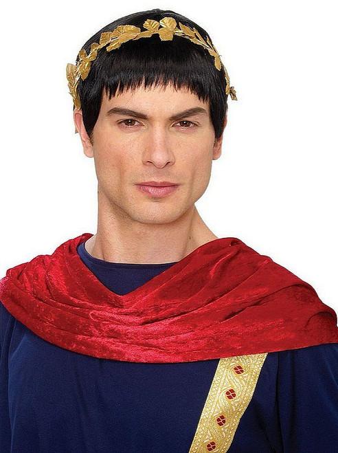 Black Caesar perruque