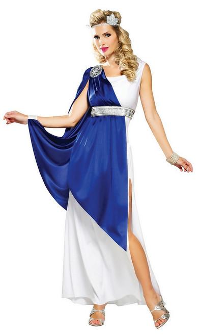 Costume d'Impératrice grecque