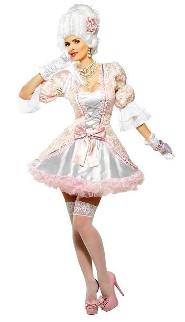 Costume de Marie Antoinette