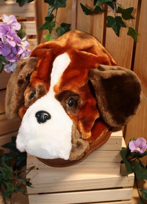 St Bernard Dog Cap