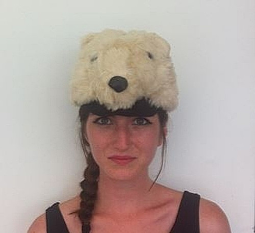 Polar Bear Cap