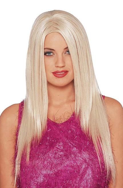 Celebrity perruque blonde