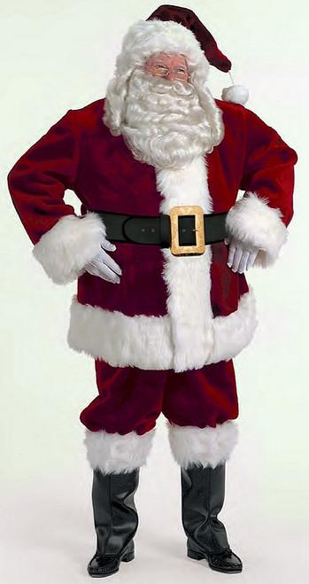 Costume de père Noël majestueux