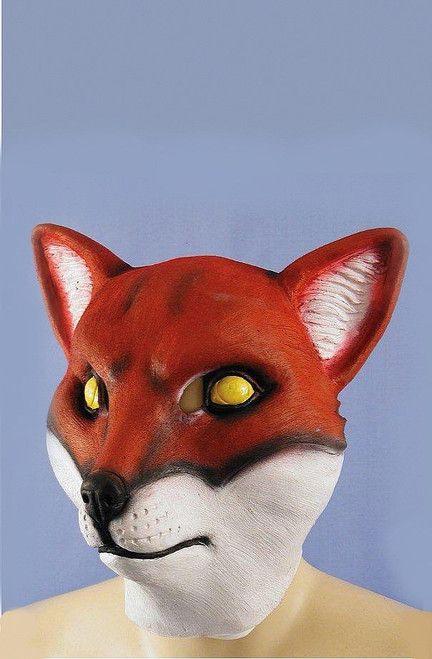 Masque Red Fox