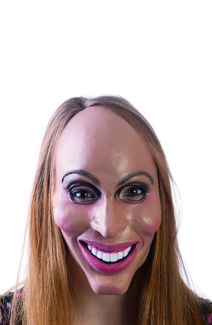 Masque Femme Éradiquer