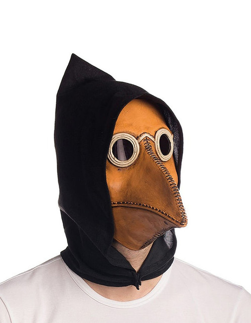 Masque steampunk docteur de peste