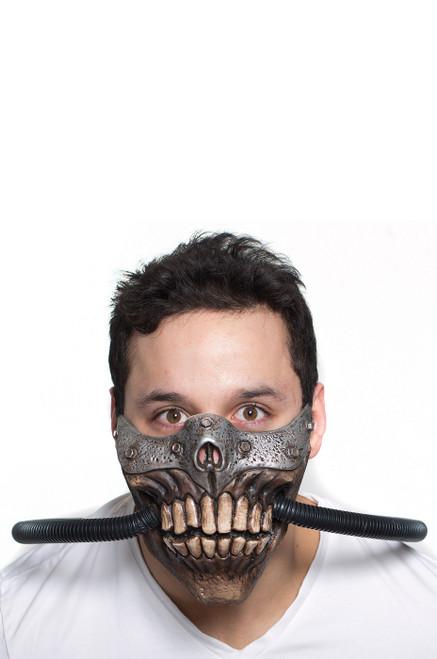 Post-Apocalyptique demi-masque