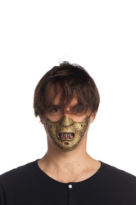 Masque Hannibal Lector Cage
