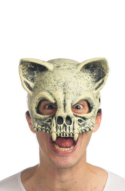 Masque Medieval Cat souple