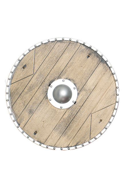 Bouclier de réplique en bois Chevalier