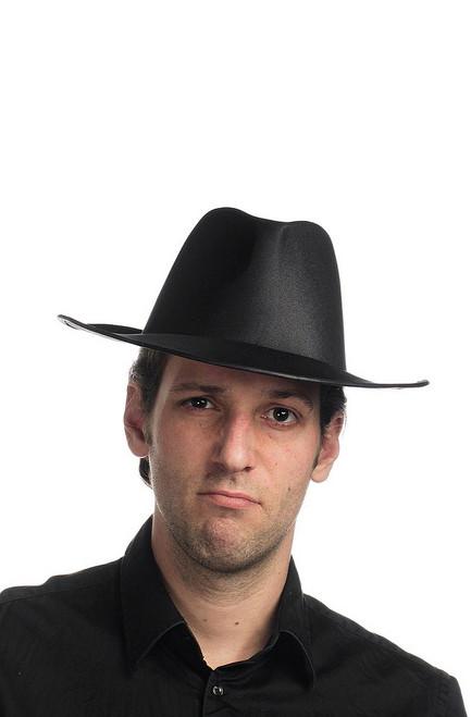 Noir Slapshot Hat