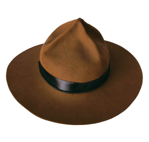Chapeau canadien Mountie