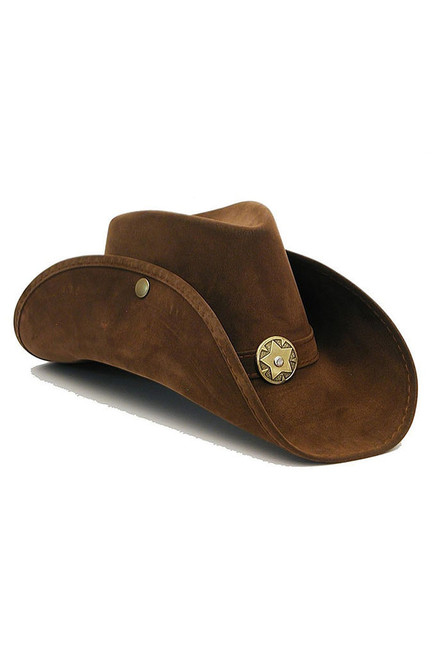 Junior Brown Cowboy Hat