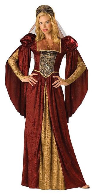 Costume de Jeune Fille pendant la Renaissance
