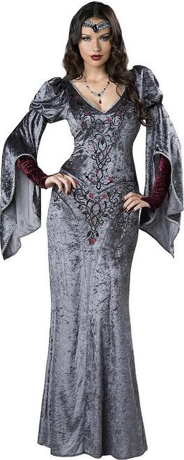 Costume de la Jeune Fille Médiévale
