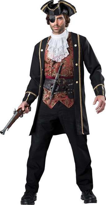 Costume du Capitaine Pirate pour Adulte